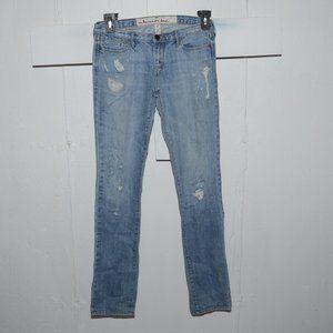 Abercrombie skinny girls jeans size 16 Slim
